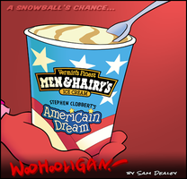 A Snowball's Chance by woohooligan