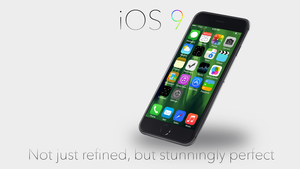 iOS9 Preview Image by ndenlinger
