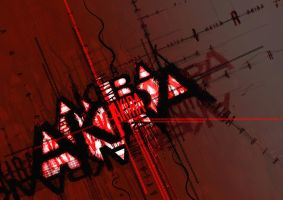 Akira - Typography Compo 1 by Carpet-Crawler