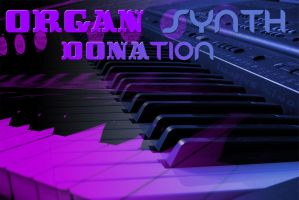 Organ Synth Donation by illusivemind