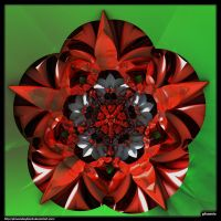 Tudor Rose by phoenixkeyblack