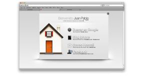 iHome Start Page by jpapollo