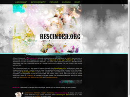 Rescinded.org 1 by oshkyballs
