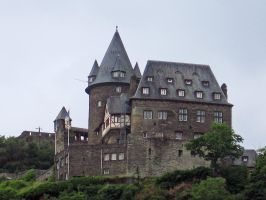 Another German Castle by SarahFitz