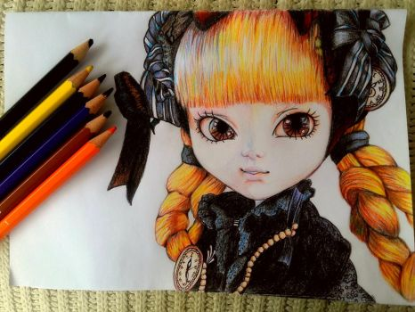 Doll by M-Marya
