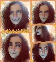 Simba lion king istant cosplay 3 by RerinKin