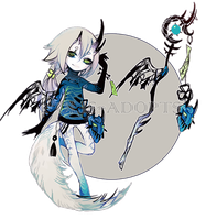 [COSED] adopts auction 68 - Demonian weaponry by Polis-adopts