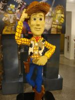 Lego Woody by kjtgp1