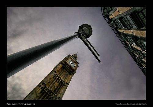 London thru my 10mm by Andrew-and-Seven