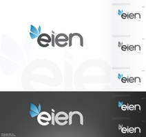 eien logotype by Kujass