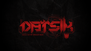Datsik - wallpaper. by Thunex