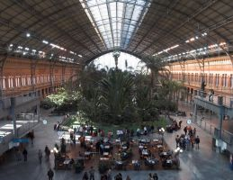 Madrid Station 747413 by StockProject1