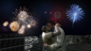L4D2: Fourth of July (NickXEllis) by InvaderSaph