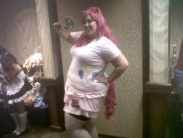 Kumoricon 2011: Pinkie Pie 2 by Red-Supernova64