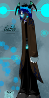 Sable Profile 2011 by SmilehKitteh