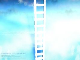 Ladder to Heaven by xelaju-3D