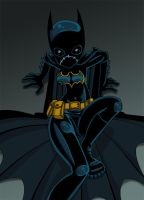 Cassandra Cain is Batgirl by Glee-chan