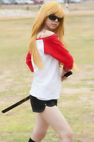 fem!Dave Strider cosplay by doodle-disaster