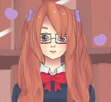 Candon : 1st attempt at anime semi-realism by Willow-Fuyu