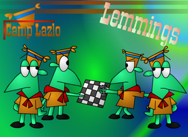 Camp Lazlo Lemmings by NessStar3000
