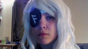 Viking Eyepatch by DreamcatchersEye