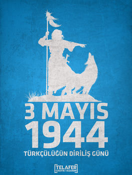 3 Mayis 1944 by Telafer