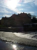 Uppsala's River by covenant6452