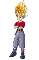 SSJ Pan by brolyeuphyfusion9500