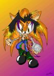 Psycho Orange - Remastered by EUAN-THE-ECHIDHOG