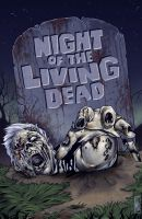 Night of the Living Dead by MDiPascale