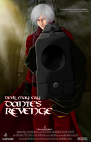 Dante's Revenge movie poster by BlueCreamSoda