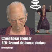 Ozwell E. Spencer RE5 by Adngel