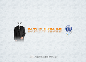 Invisible-Online LOGO by noisekick91