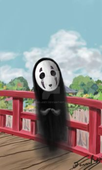 No Face by Chibi-Joey