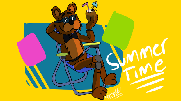 Summer Time by Wyldstyle101