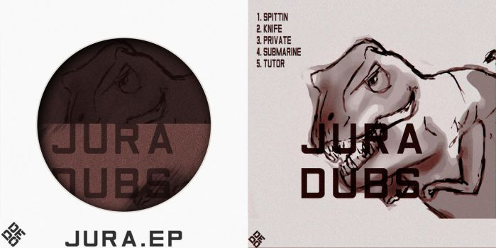jura dubs ep cover by djorkid