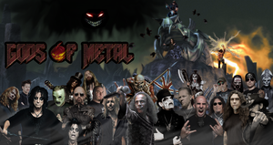 Gods of Metal by Commandorion