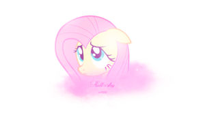Fluttershy Wallpaper by OfficialApocalyptic