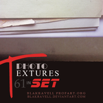 Photo textures Set 001 by Blakravell