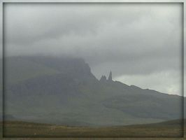 The old man of Storr. by scottish