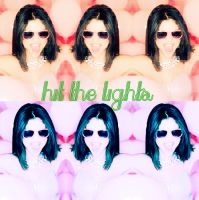 Selena Hits The Lights by CoolSabry