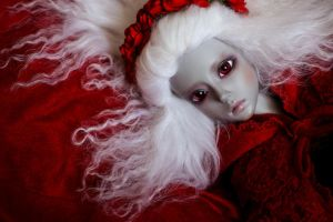 Ophelia in Red II by karla-chan