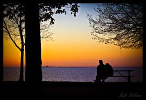 Loving Couple by FallesenPhotography