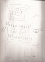 New species possibly?: Hatter by Dysfunctional-H0rr0r