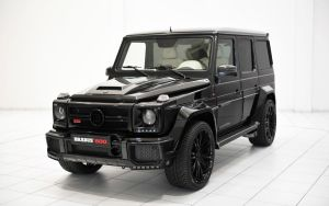 2014 Brabus Mercedes-Benz 800 G  A widebody kit co by ThexRealxBanks