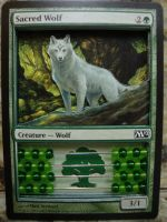 Sacred Wolf - Life Counter by HturtSeil