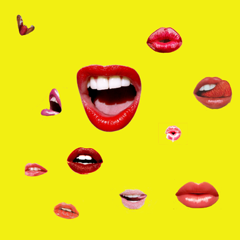 14 Cool Real Lip Brushes by photoshopweb
