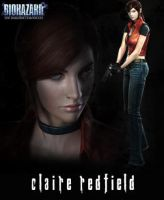 Claire Redfield RE CV by Claire-Wesker1