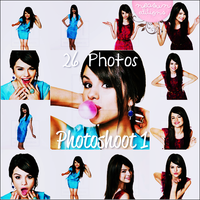 #02 Photoshoot Selena Gomez by NeaSun