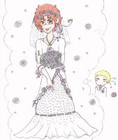 ohai my old pic of bride Italy by just-agu